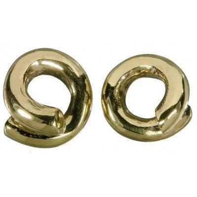 Brass Spiral Weights