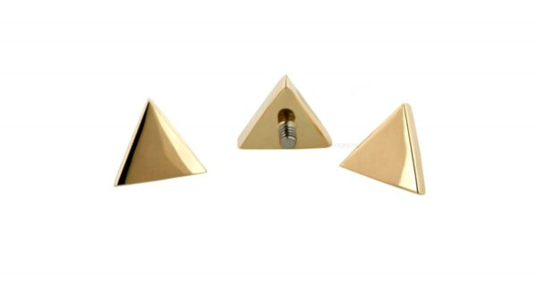 Triangle ends