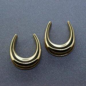 Solid Brass Platform Saddle Spreaders