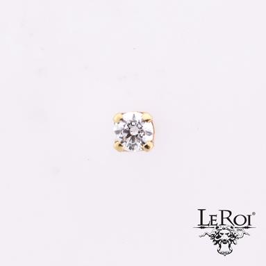 LeRoi 4 Prong-Set Gem