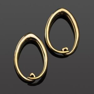Solid Brass Tear Coils